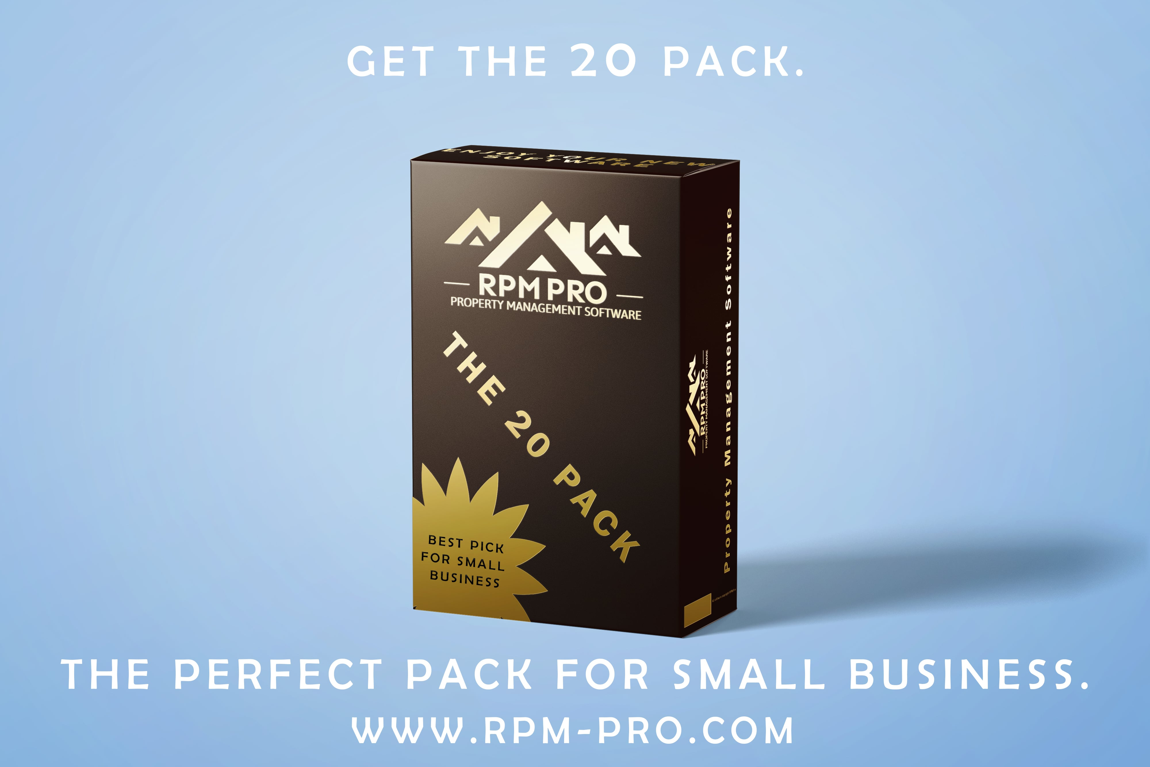 RPM The 20 Pack
